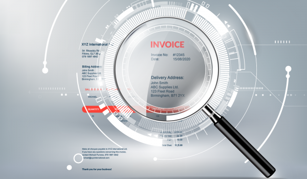 Automated Invoice Scanning & Invoice Capture Software